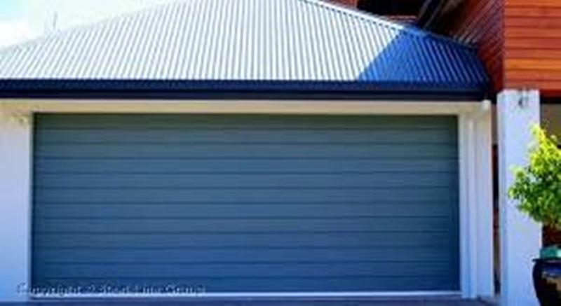 STEEL-LINE garage doors - everythingbuilding.com.au