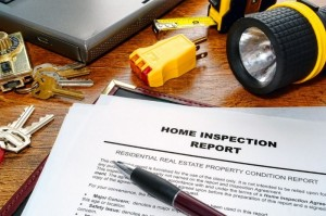 home inspection report 1